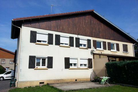 Garage Extérieur (Avant)