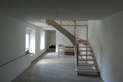 Rénovation - SAINT LÉONARD