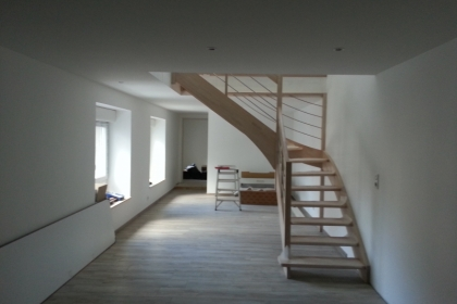 Rénovation - SAINT-LÉONARD (Après)