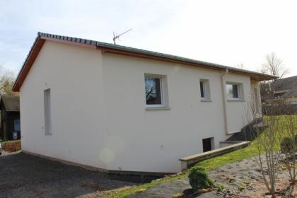 Extérieur maison individuelle