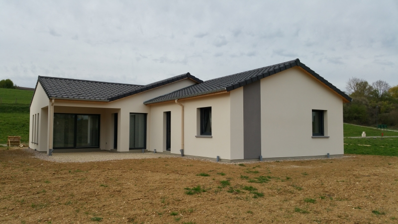 Maison Individuelle Extérieur