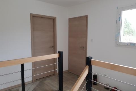 Portes étage