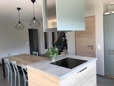 Maison individuelle sur sous sol - SAINT RÉMY -  Vosges