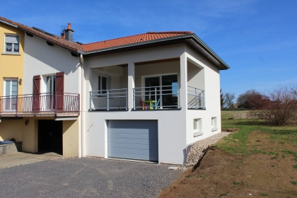 Extension de maison - LA SALLE