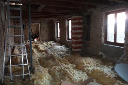 Rénovation - SAINT-LÉONARD (Avant)